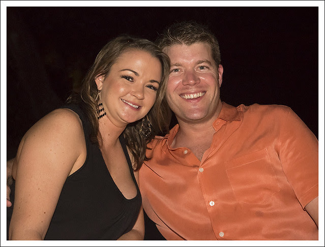 Brittny and Brian