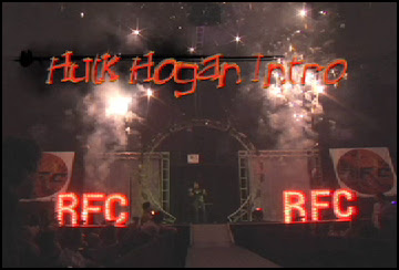 RFC indor pyrotechnics at  USF sundome