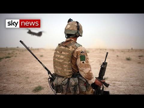 Reino Unido agora reivindica Rússia ofereceu recompensas aos combatentes do Taleban para atacar tropas britânicas 2