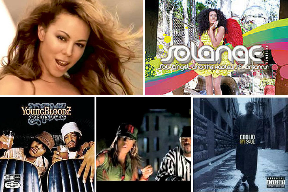 Image result for Mariah Introduces a brand new Sexier seem to be: August 26 Hip-Hop history