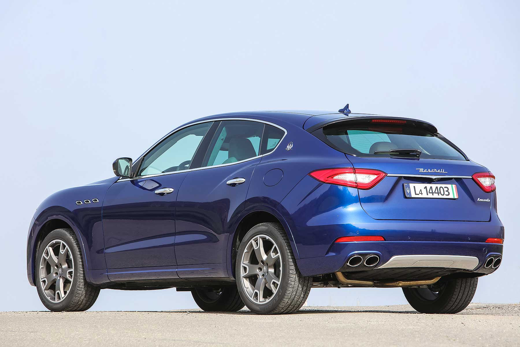 ... Levante review: can Maserati really make an SUV? | Motoring Research