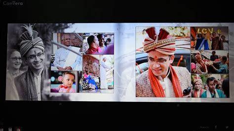 Canvera Wedding Karizma Album   Sample   YouTube
