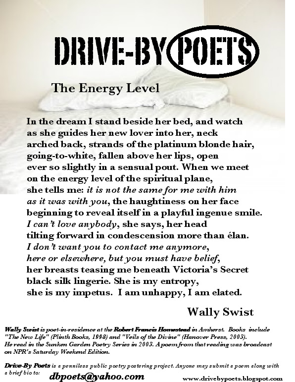 The Energy Level by Wally Swist