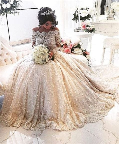 25  best ideas about Extravagant wedding dresses on