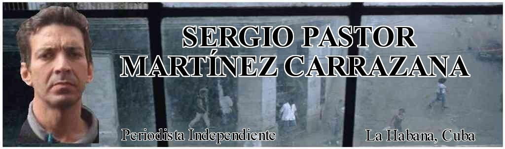 SERGIO MARTINEZ CARRAZANA