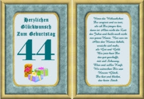 Lustige Geburtstag Wünsche 44 Jahre Kostenlos Ausdrucken