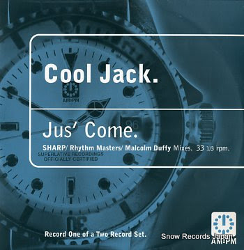COOL JACK jus' come