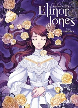 Couverture Elinor Jones, tome 3 : Le bal d'été