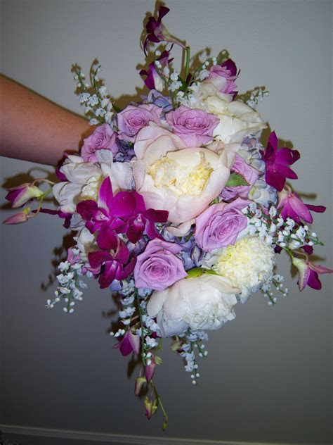 Bridal Bouquet   White Iris Designs ~ A Gallery of