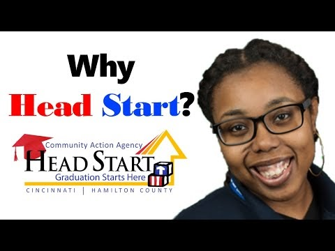 WHY HEAD START? by CAA Head Start Teaching Assistant Ja'Naye Lattimore