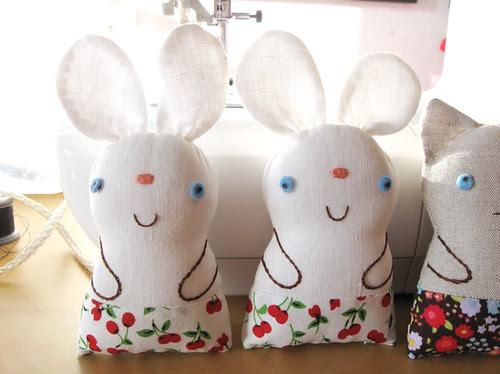 Chibi rabbit
