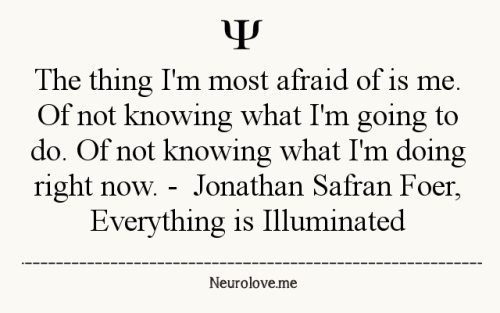 Quote Quotes Jonathan Safran Foer Everything Is Illuminated Psych