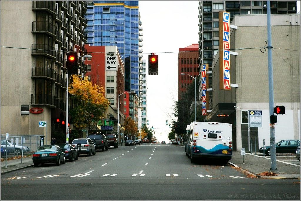 Cinerama in Seattle's Belltown