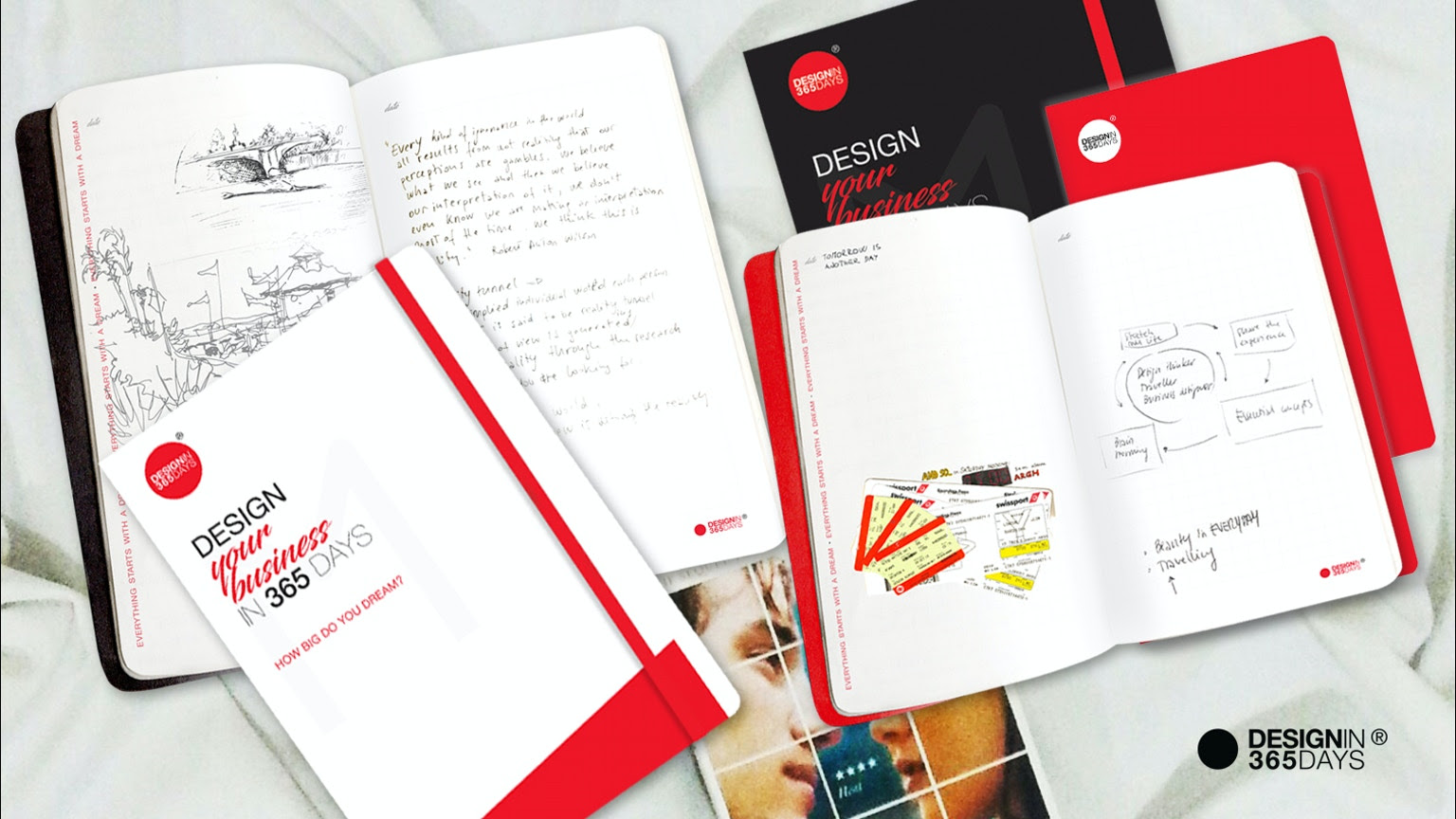 2017 DAILY PLANNER. DREAM AND ORGANIZE YOUR BUSINESS. by Design in ...