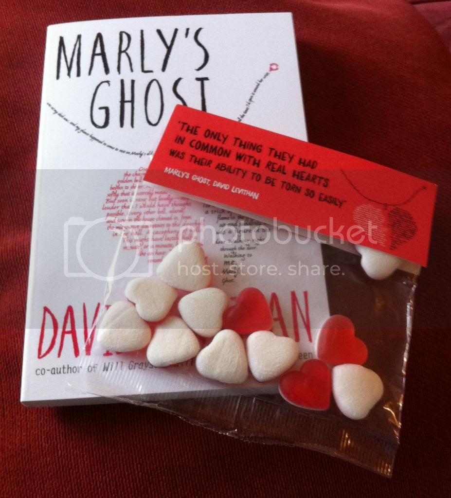 Marly's Ghost and sweets 1