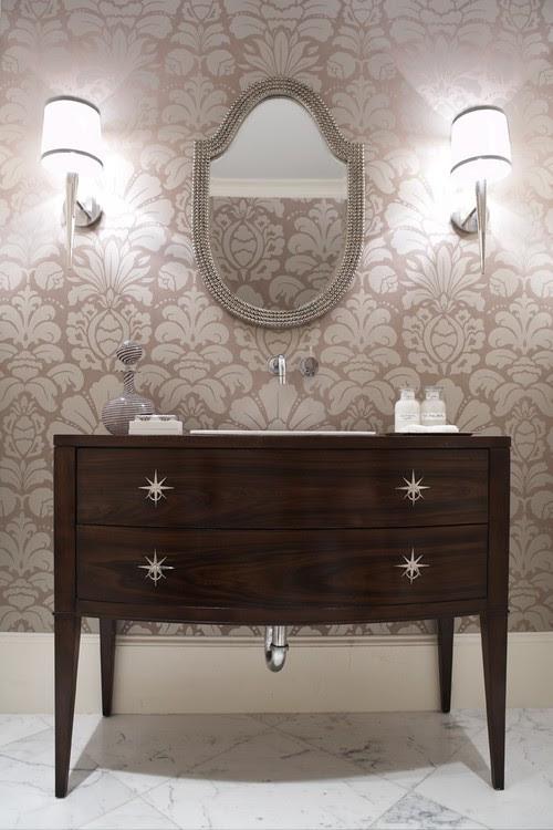 Pulp Design Studios modern bathroom