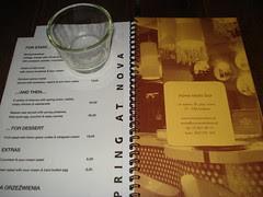 Nova resto bar, Cracow