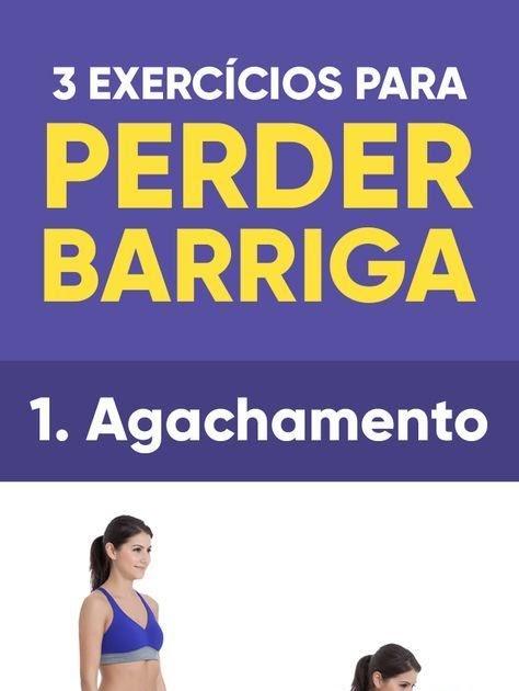 3 exercícios para perder a barriga: faça todos os dias..