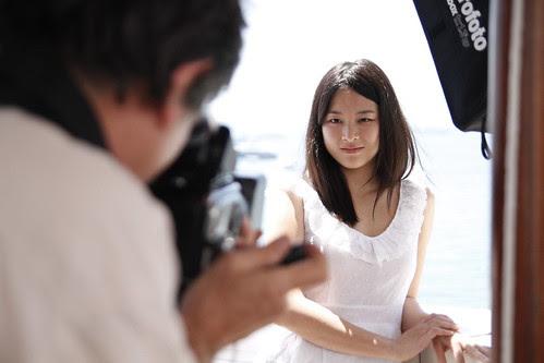 Moon Lai (Fooi Mun) photo shoot 3