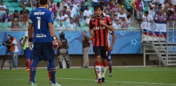 Bahia e Vitória brigam por uma vaga na grande decisão do Campeonato Baiano