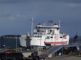 how long is the ferry from pei to nova scotia
