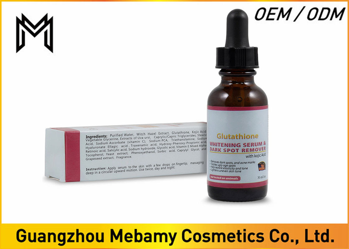 Skin Lightening Glutathione Whitening Serum , Organic ...
