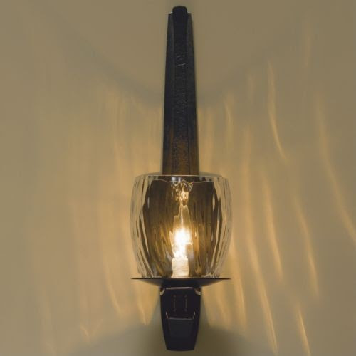 Berceau Wall Sconce with Water Glass - contemporary - wall sconces ...
