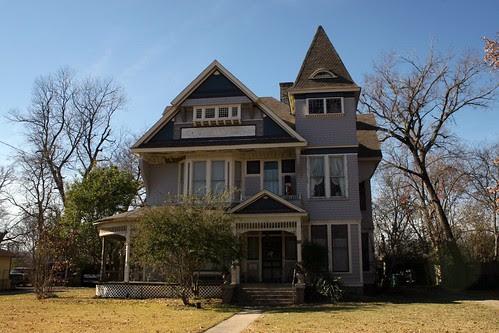 neville harrington house