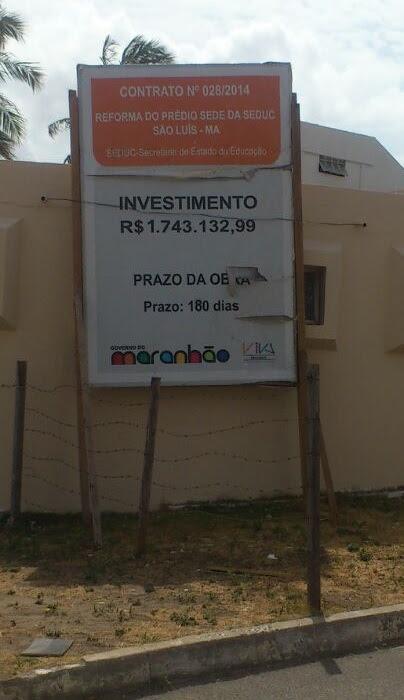 Após comprar o Hotel por, Pedro Fernandes autorizou contrato para reforma de mais de R$ 1,7 milhão