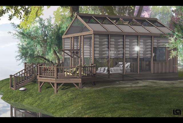 Th e Home Show - PM - The Lake House - Side