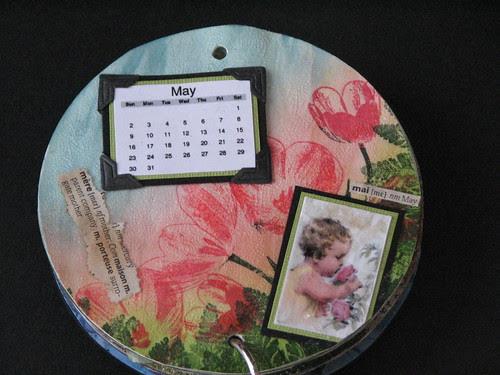 CD Calendar - May 008