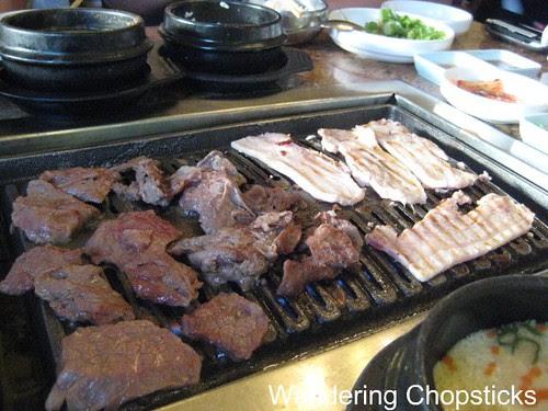 Tahoe Galbi Restaurant - Los Angeles (Koreatown) 10