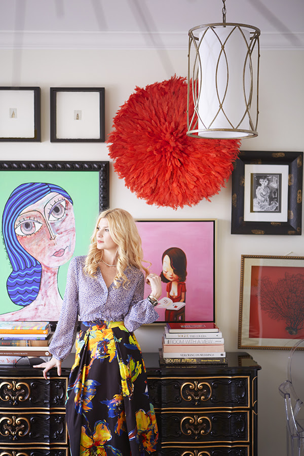 At Home With Morgan Hutchinson | Glitter Guide