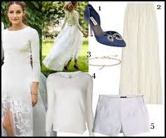 Olivia Palermo wedding dress copies   Celeb Brides