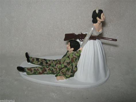 Wedding Cake Toppers Army   wedding Pictures   Wedding