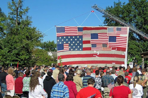 National 911 Flag