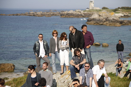 Group photo in Brignogan 2