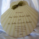 wedding invitations fan programs   Designs by Ginny