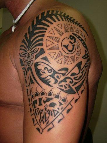 Tatuajes Hawaianos Ohana Tiki Brazaletes Y Su Significado Tatuajes