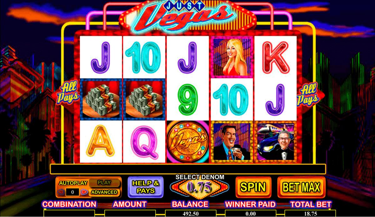 Free slot play in las vegas