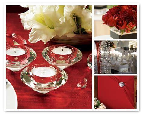 Best Wedding Decorations: Crystal Wedding Table