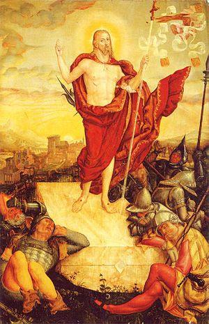 Resurrection: Son of God Jesus triumphs over d...