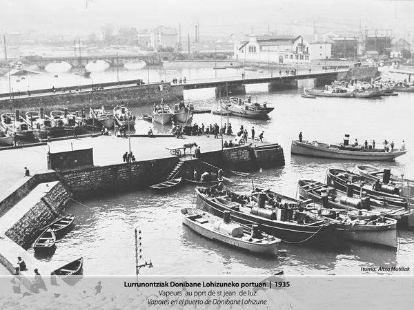 donibaneko portua 1935