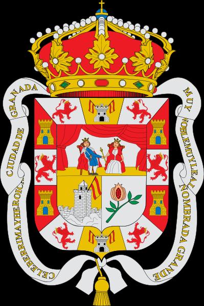 Archivo:Escudo de Granada2.svg