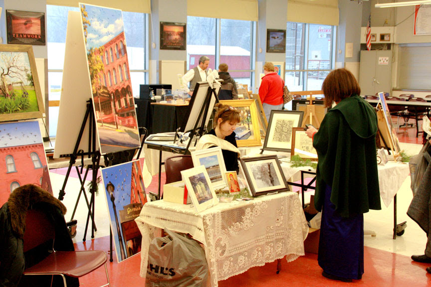 Arts Crafts Events Bellefonte Victorian Christmas