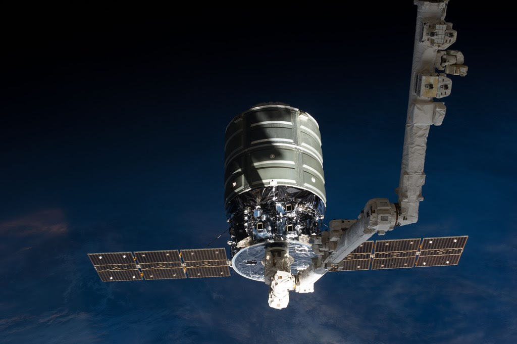 Image result for orbital atk cygnus