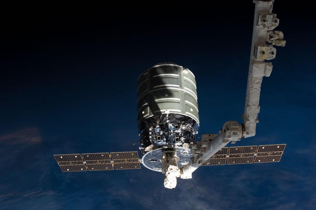 Image result for orbital atk cygnus