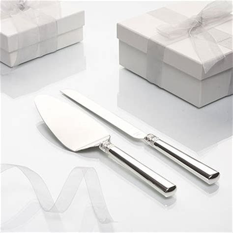 Vera Wang With Love Cake Knife & Server   Confetti.co.uk