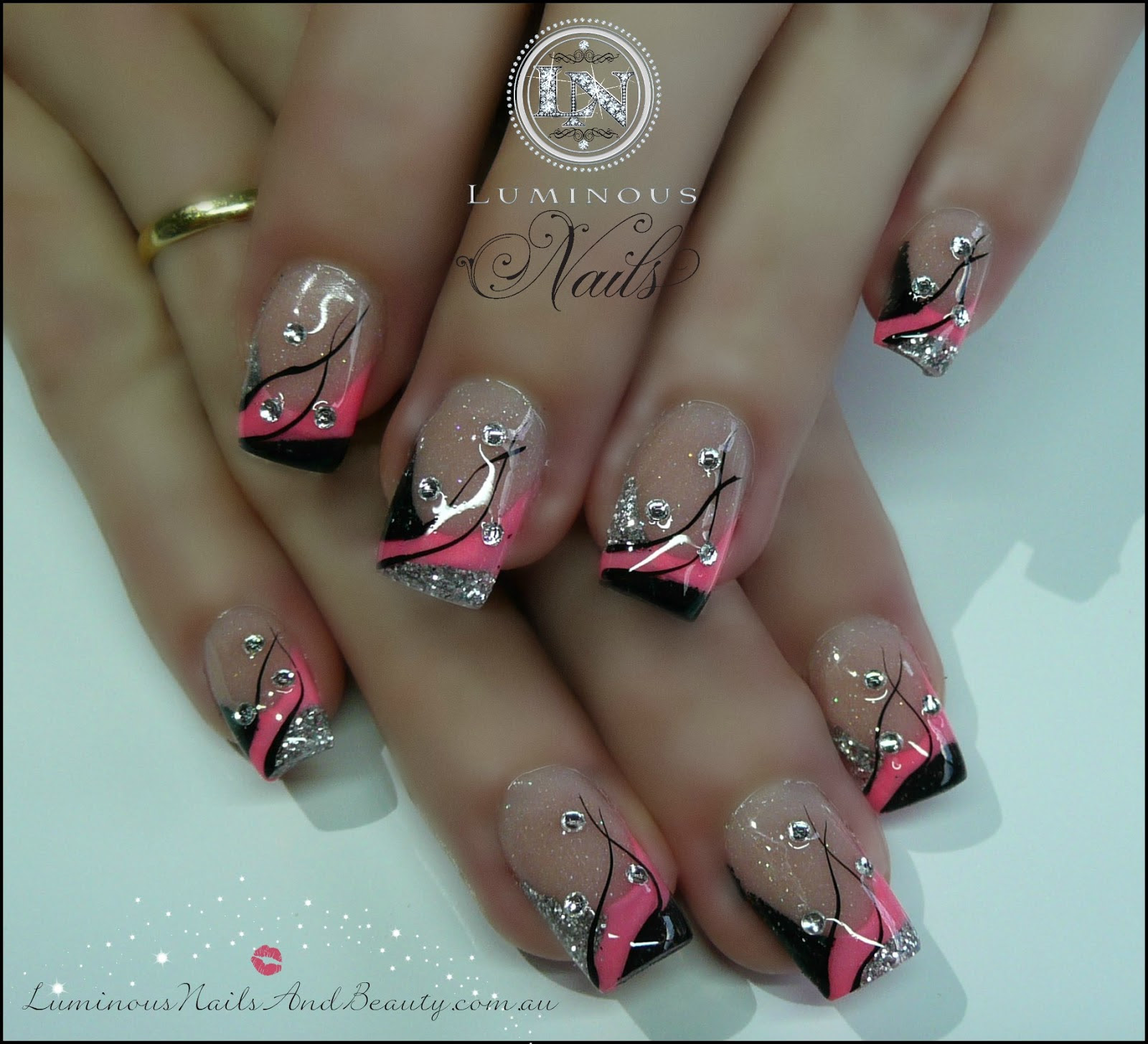 Gel Nails Or Acrylic Nails Which Is Best Ucapan Pernikahan