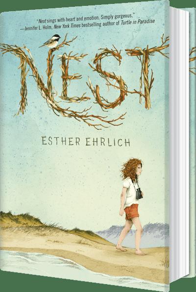 Nest book cover
